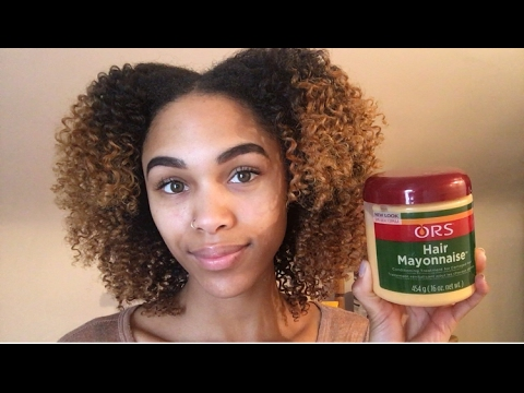 Download Protein Treatments on Natural Hair | ORS Hair Mayonnaise HD Mp4 3GP Video and MP3