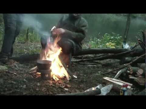 Bivouac Backcountry Camping Survival Skill Priorities – Fire Wood and Making Shelter