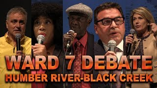 Nonton Ward 7 Debate  Humber River Black Creek Film Subtitle Indonesia Streaming Movie Download
