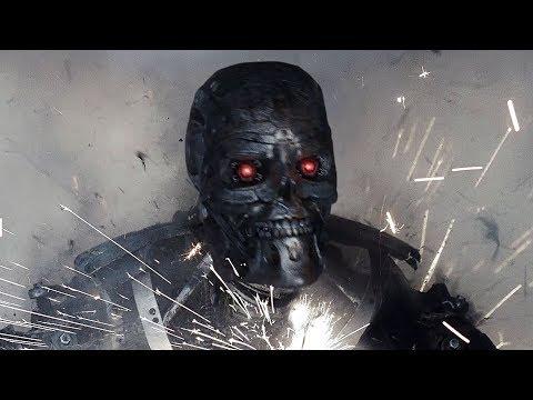 John Connor vs T-600   Terminator Salvation [Director's Cut]