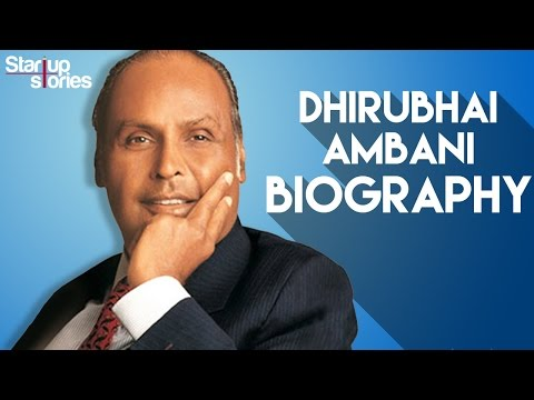 dhirubhai ambani a motivational story