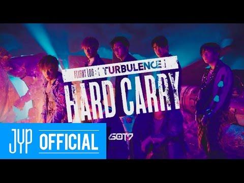 GOT7 Hard Carry(????) Choreography M/V_Zene vide�k