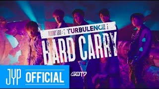 "Video GOT7 ""Hard Carry(하드캐리)"" Choreography M/V MP3, 3GP, MP4, WEBM, AVI, FLV Juli 2018"