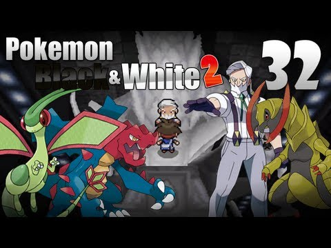 Pokémon Black & White 2 - Episode 32 [Opelucid Gym]