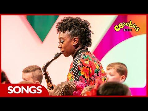 CBeebies   YolanDa's Band Jam Songs   Bass Face