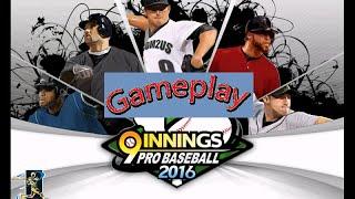 9 Innings: 2015 Pro Baseball videosu