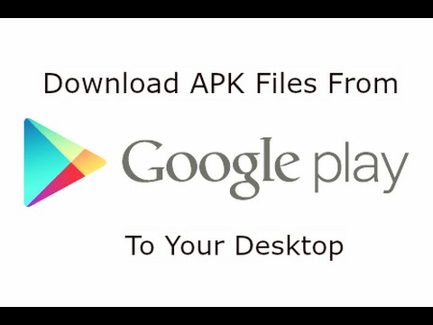 Descargar how to Download Apk Files From Google Play Store to PC para Celular  #Android