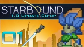 In Episode 1 of Let's Play Starbound 1.0 Co-Op, I am back with Jbeetle to once again explore the ever expanding universe of...