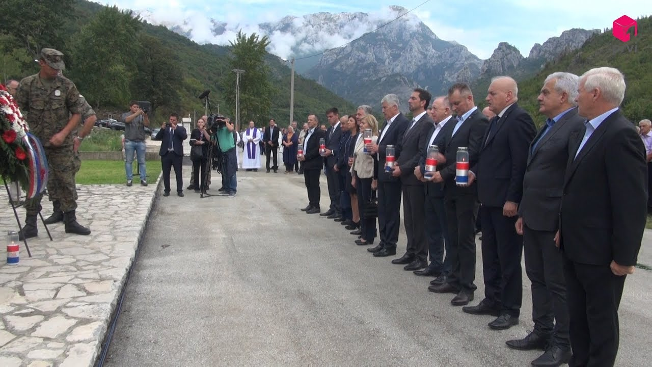 Obilježena 24. obljetnica zločina nad Hrvatima