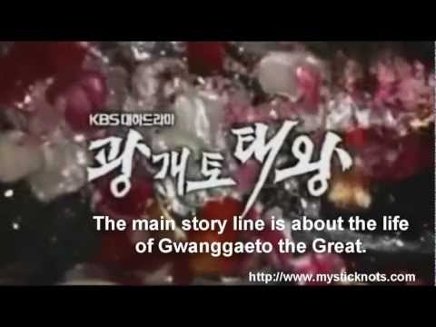 The Story Of King Gwanggaeto The Great Review