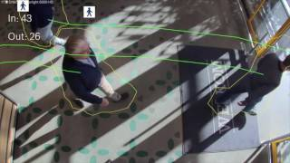 Bosch Security - Essential Video Analytics - People counting