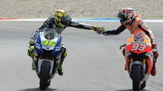 Video Valentino Rossi VS Marc Marcquez, (in Action,Tribute) MP3, 3GP, MP4, WEBM, AVI, FLV April 2018