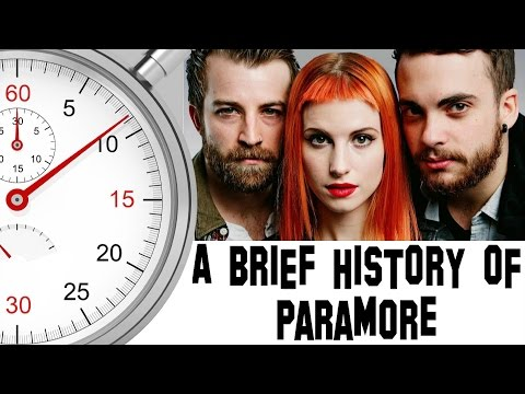 A Brief History Of Paramore (Feat. Paramore)