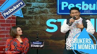 Video ZASKIA GHOTIK DICENGIN ABIS-ABISAN OLEH BELER STAND UP COMEDY MP3, 3GP, MP4, WEBM, AVI, FLV November 2018