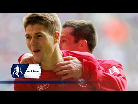 Топ-5 голов Стивена Джеррарда в Кубке Англии