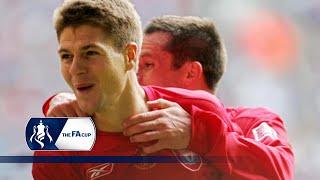 Steven Gerrard's best FA Cup goals   Top Five