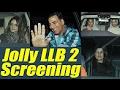 Akshay Kumar bring Hritik and Sussane closer.  Jolly LLB2 screening    Twinkle Khanna