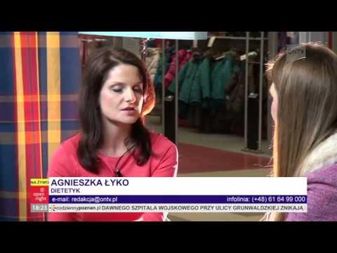 odchudzanie i zdrowe odżywianie, dietetyk Agnieszka Łyko