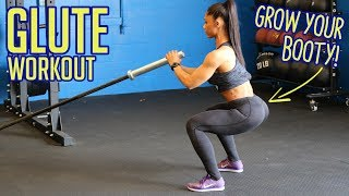FREE pdf - The 5-Minute Glute Workout http://www.criticalbench.com/glutes/#1 Way to UNLOCK Your Tight Hip Flexorshttp://www.criticalbench.com/growth/psoas/Subscribe to Our Channel:http://www.youtube.com/subscription_center?add_user=criticalbenchDo THESE 5 Exercises in your next glute workout to grow your glutes like IFBB Bikini Pro Champion Marcia Goncalves.Marcia joined Critical Bench to show her champion level glutes and share with us a few of her SPECIAL moves... Growing your glute muscles is about doing the right mix of movements that target not only the entire leg (like squats, lunges and deadlifts) but actually isolate and ACTIVATE those glute muscles directly.These movements if done consistently will get you a rounder, stronger butt!