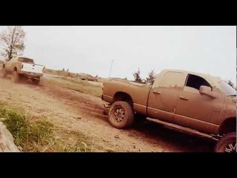 F-150 vs. Cummins diesel