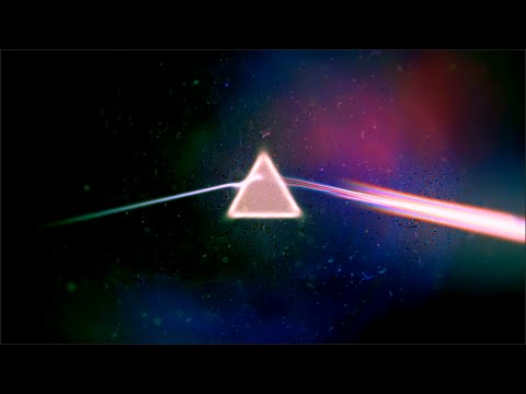 The Dark Side Of The Moon - Animation By Ioannis L