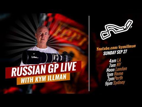 Russian GP Live Watch Along!