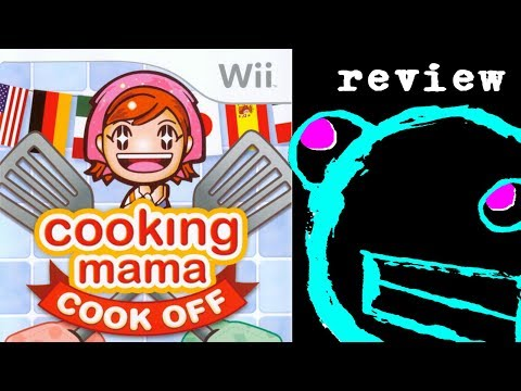 Cooking Mama: Cook Off (Wii) Review - Nostalgia Wound