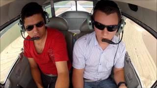 Piloto Comercial Time-Lapse