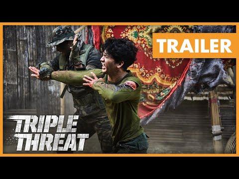 Triple Threat trailer (2019) | Nu on demand verkrijgbaar