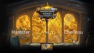 Cheonsu (김천수) vs Hamster (哈姆士郎), game 1