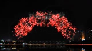 Pháo Hoa Máy Tính 2012 - Thành Phố Sắc Màu - Computer Fireworks - Colors Of Da Nang