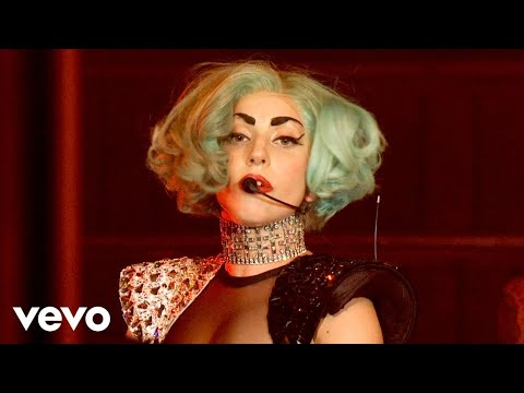 Lady Gaga - Bad Romance (Gaga Live Sydney Monster Hall)