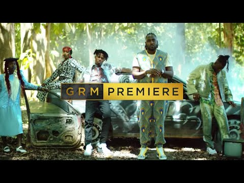 Nana Rogues ft. Kwesi Arthur & Stonebwoy – Don't Stress [Music Video] | GRM Daily