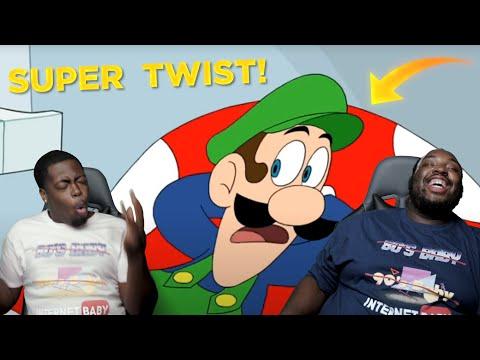 Luigi's Nightmare REACTION - @mashed