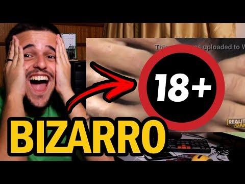 Reagindo ao Vídeo mais BIZARRO do Xvideos (+18)