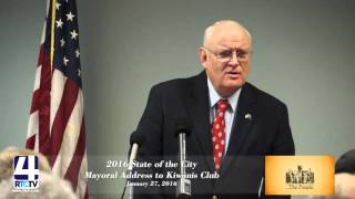 State of the City Mayoral Address