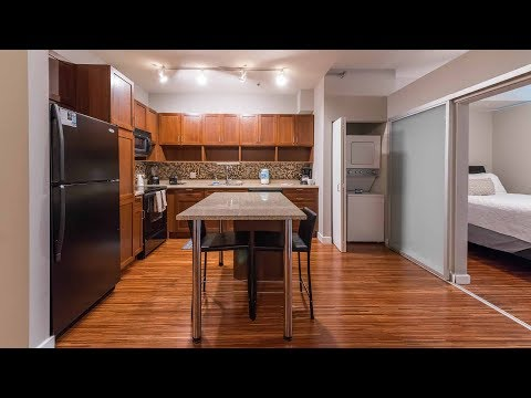 Furnished short-term apartments steps from Millennium Park