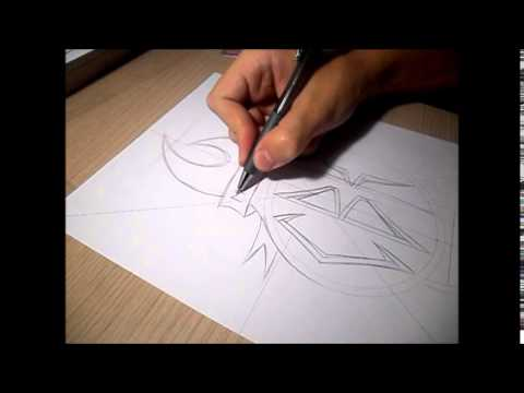"""CBK Basket Design"" Speed painting by Emylio Thorn"