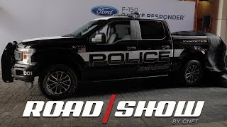 Ford builds law enforcement the F-150 of their dreams by Roadshow