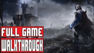Nonton SHADOW OF MORDOR Full Game Walkthrough - Longplay No Commentary Film Subtitle Indonesia Streaming Movie Download