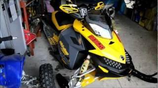 1. Ski-Doo MXZ TNT 500ss