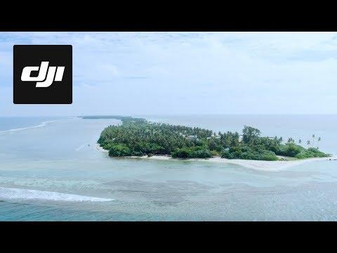 DJI Stories – Mapping the Maldives