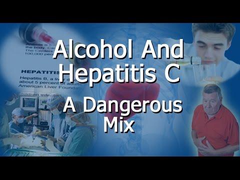 Alcohol And Hepatitis C