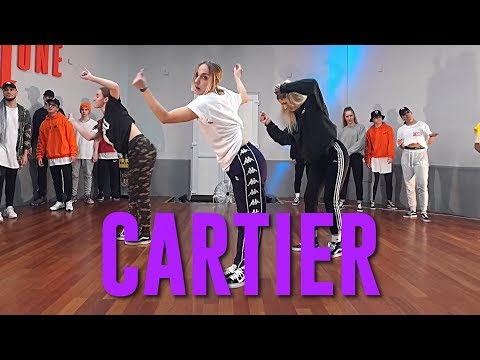 "Dopebwoy ""CARTIER"" ft. Chivv & 3robi 