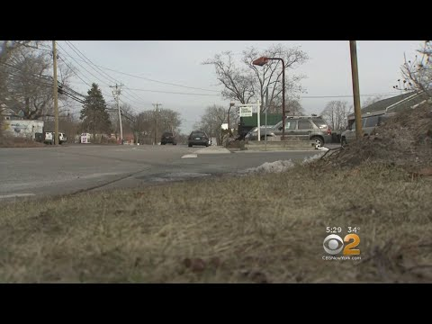 Missing Sidewalk In East Quogue