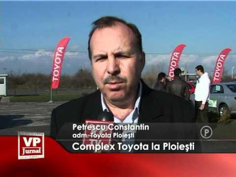 Complex Toyota la Ploiești