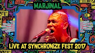 Download lagu Marjinal Live At Synchronizefest 8 Oktober 2017 Mp3