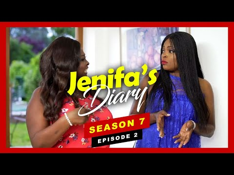 Jenifa's Diary S7EP2 – The New JOB 1(Jenifa In London)