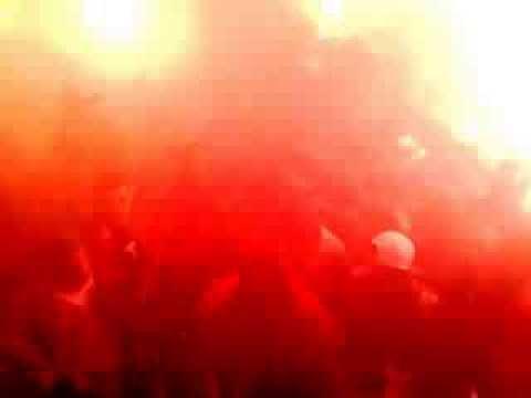 Brasil de Pelotas - Torcida Xavante apavora antes do jogo 29/01/2014 - Xavante - Brasil de Pelotas
