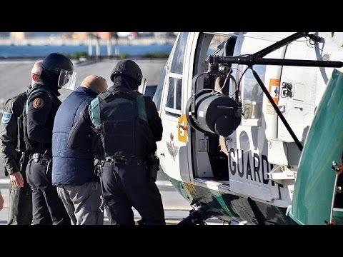 Ισπανία: Συλλήψεις υπόπτων για διασυνδέσεις με τζιχαντιστές
